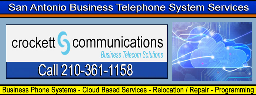 Business phone system and cloud based service and sales installation and repair for the greater San Antonio area. Call 210-361-1158.