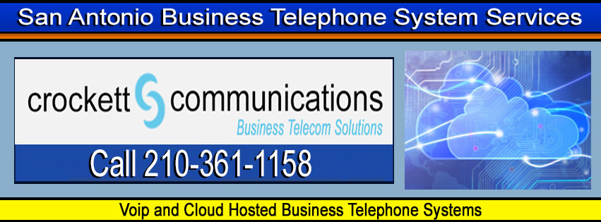 Voip and cloud hosted business telephone systems service provider for the greater San Antonio area. Call 210-361-1158.