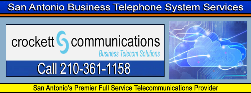 Full service telecommunications provider for business telephone systems, cloud based telecom services and VoIP hosted communication systems for the greater San Antonio area. Call 210-361-1158.